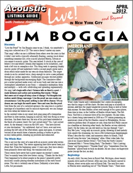 Jim Boggia Merchant Of Joy By Richard Cuccaro Discovery