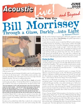 Bill Morrissey November 25 1951 July 23 2011 Diviner